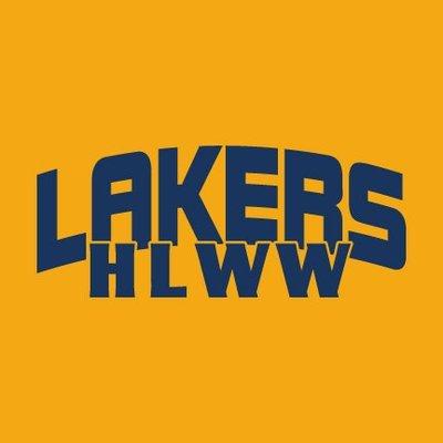 HLWW Lakers Horizontal Knockout CHOOSE YOUR SHIRT!