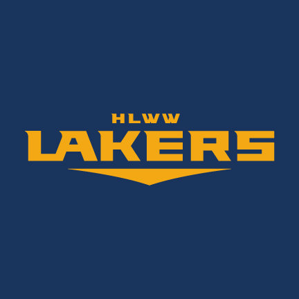 HLWW Lakers Logotype CHOOSE YOUR SHIRT!