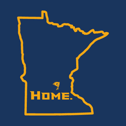 HLWW Minnesota Home. CHOOSE YOUR SHIRT!