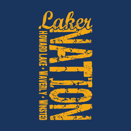 Laker Nation CHOOSE YOUR SHIRT!