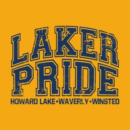 Laker Pride CHOOSE YOUR SHIRT!