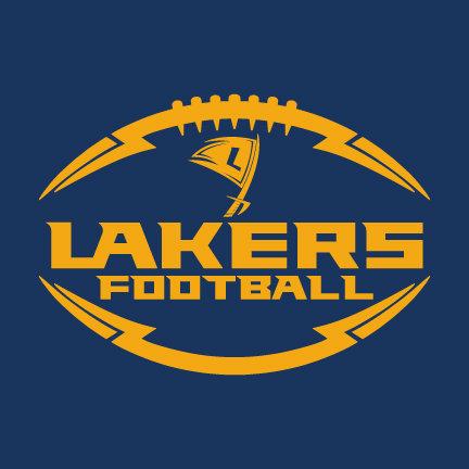 Lakers Football CHOOSE YOUR SHIRT!