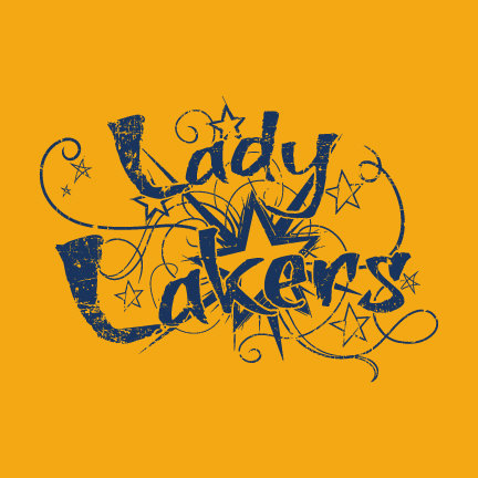Lady lakers CHOOSE YOUR SHIRT!