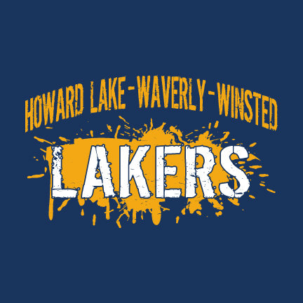 HLWW Lakers Knockout v2 CHOOSE YOUR SHIRT!