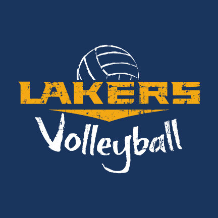 Lakers Volleyball CHOOSE YOUR SHIRT!