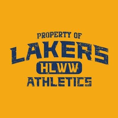 Property Of HLWW Lakers Athletics CHOOSE YOUR SHIRT!