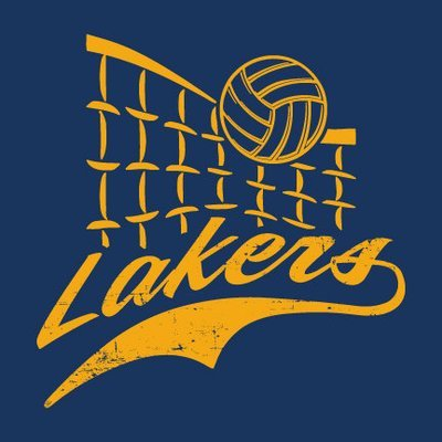 Lakers Volleyball v2 CHOOSE YOUR SHIRT!