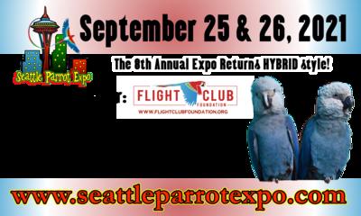 Seattle Parrot Expo Super Bird Registration
