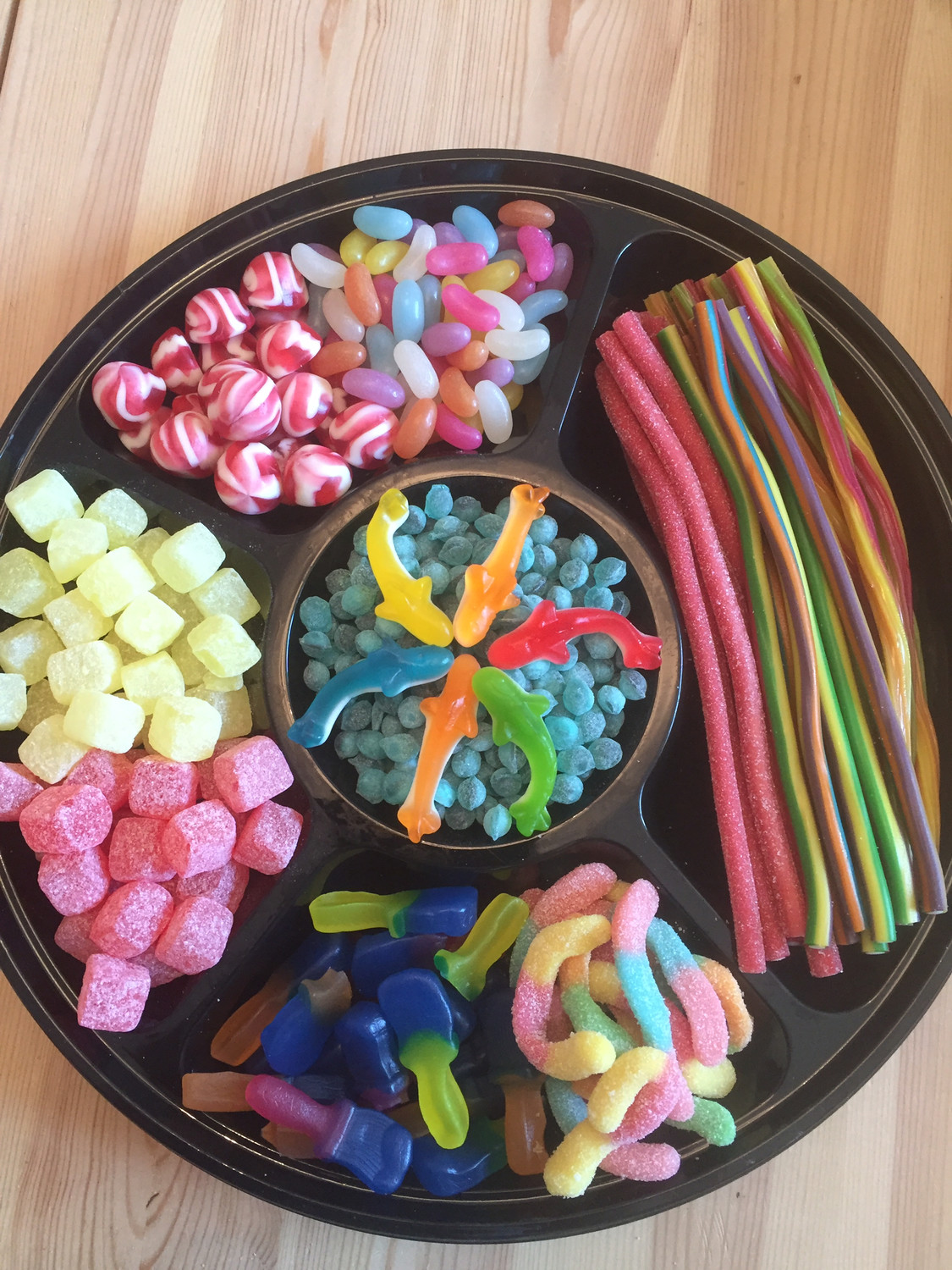 Sweet platter (pick and mix)