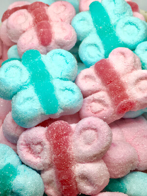 Butterfly Marshmallows