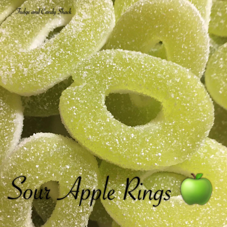 Fizzy Apple Rings