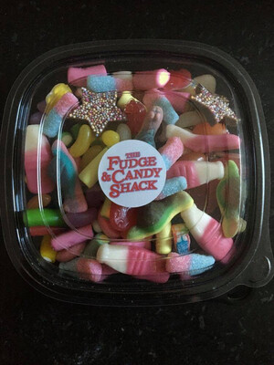 A Fudge & Candy Shack Sweet Bowl.