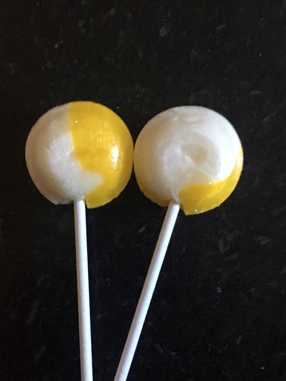 Lemon Meringue Mega Lollies