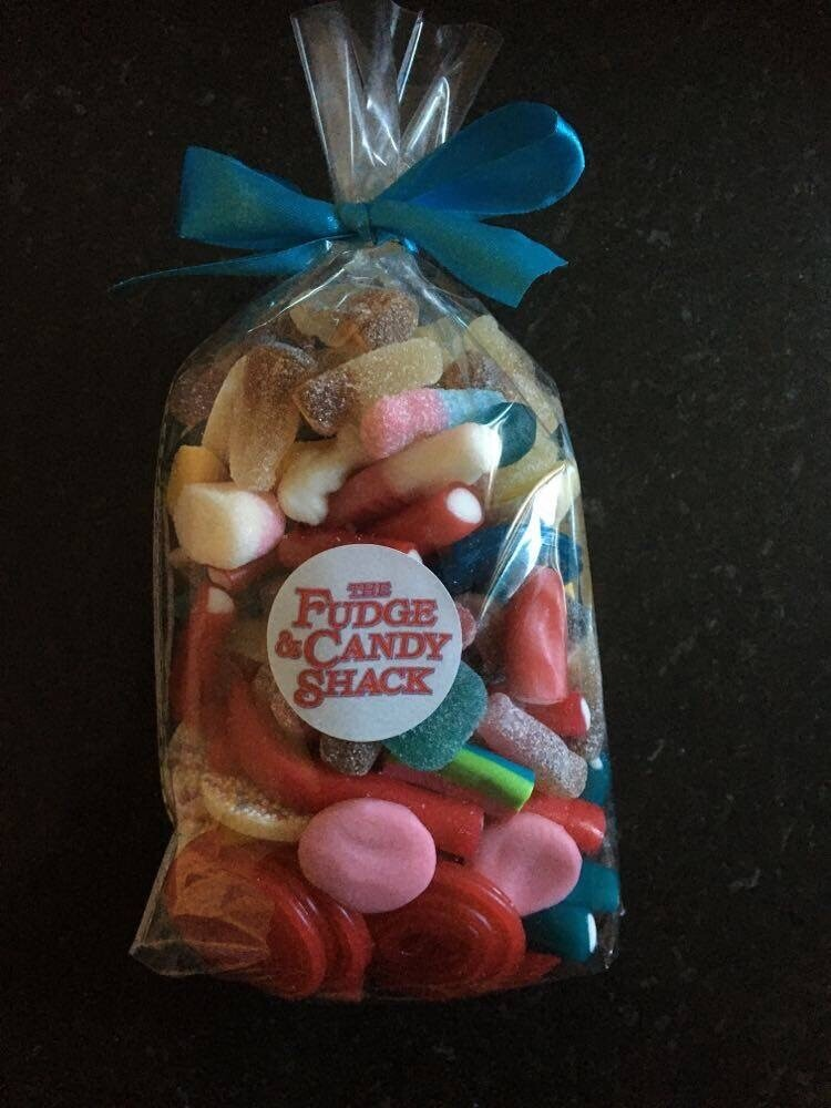 A Pick And Mix Sweet Gift Bag