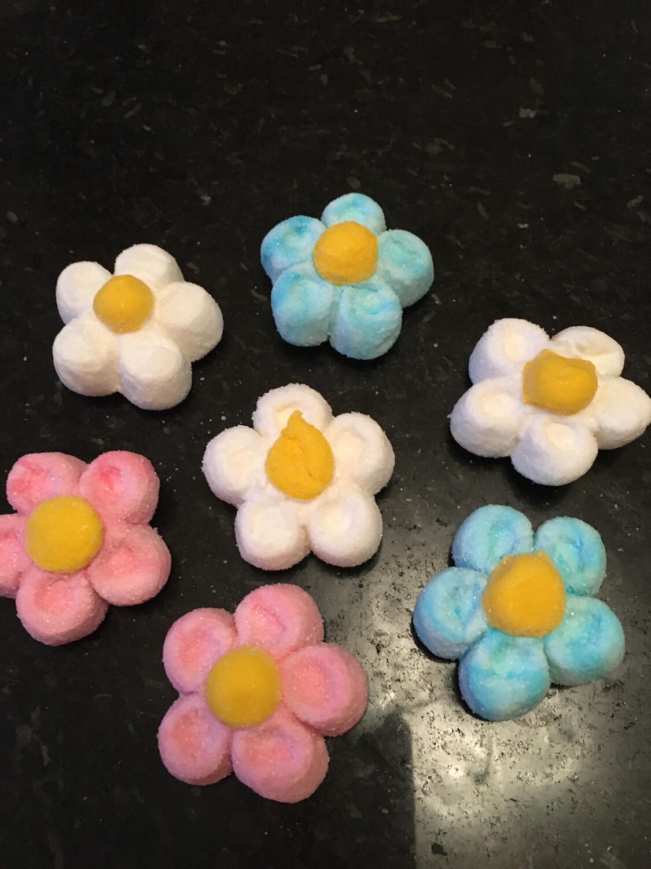 Marshmallow 🌸 Flowers