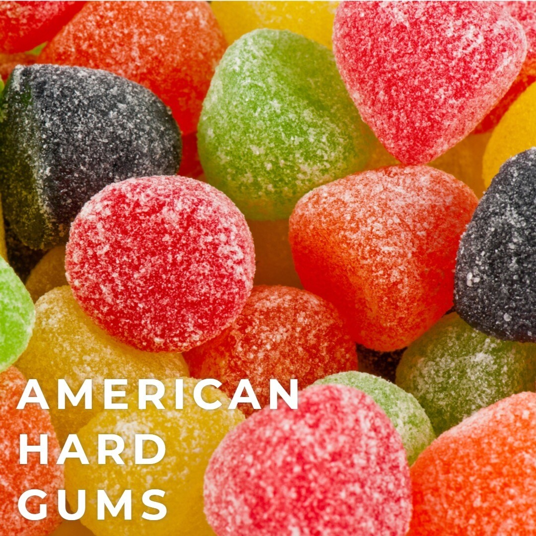 American Hard Gums 3KG Bag