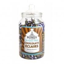 Jar Of Sugar Free Chocolate Eclairs