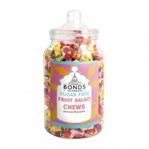 Jar Of Sugar Free Fruit Salad Chews