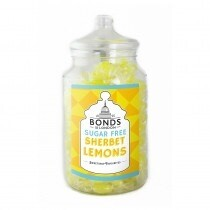 Jar Of Sugar Free Sherbet Lemons