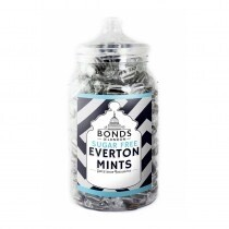 Jar Of Sugar Free Everton Mints