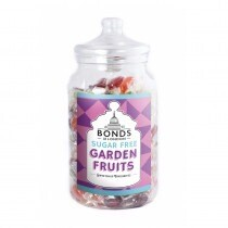Jar Of Sugar Free Garden Fruits
