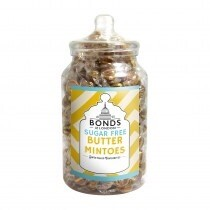 Jar Of Sugar Free Butter Mintoes