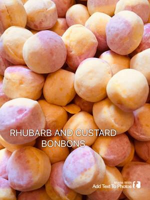 Bon Bon - Rhubarb & Custard