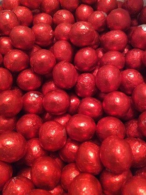 Milk Chocolate Red Balls