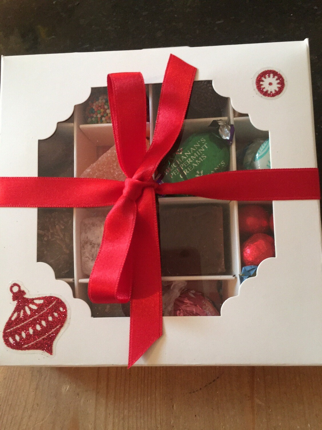 Fudge And Candy Shack Special Sweet Box