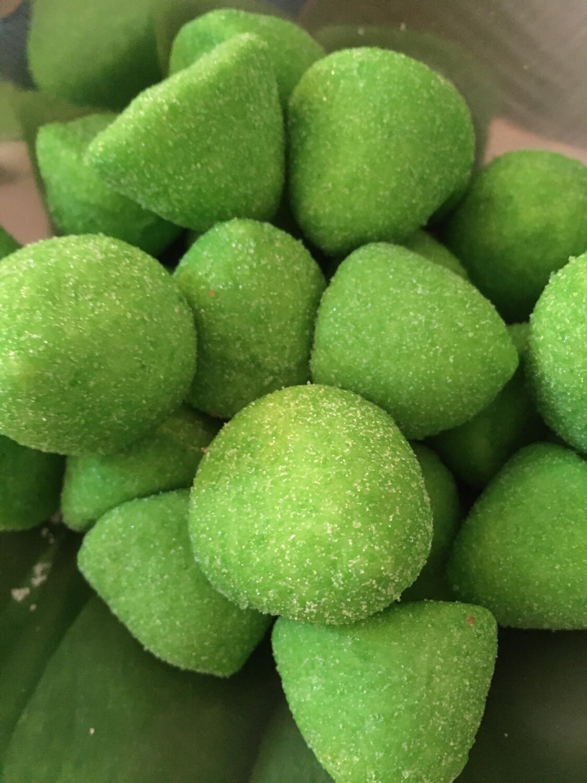 Green Paintball Marshmallows