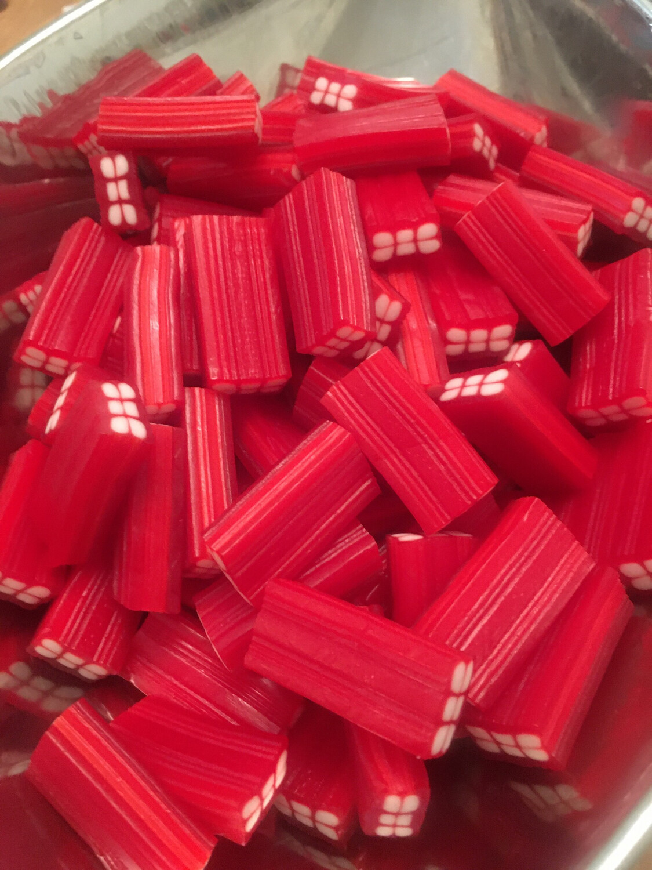 Strawberry Bricks