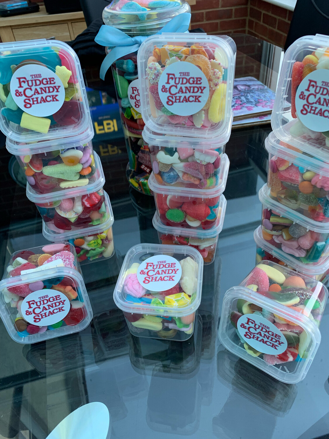 Sweet Snack Boxes