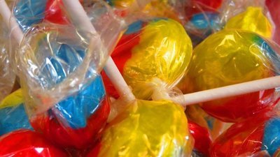 Mega Lollies - Tutti Frutti