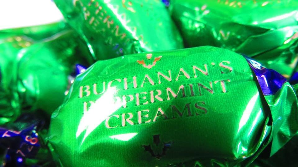 Dark Chocolate Peppermint Creams
