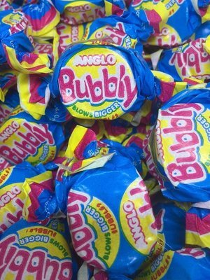 Bubble Gum - Anglo Bubbly