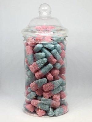 A Fizzy Bubblegum Bottles Jar - Medium