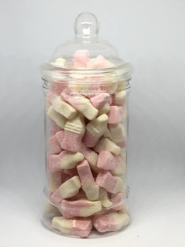 A Strawberry Milkshake Bottles - Medium