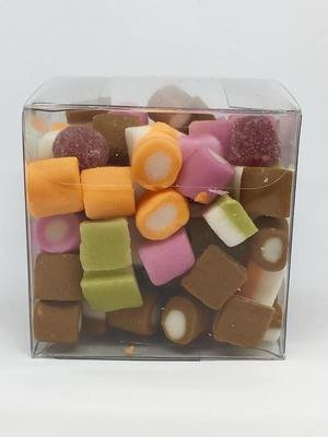Dolly Mixture Cube