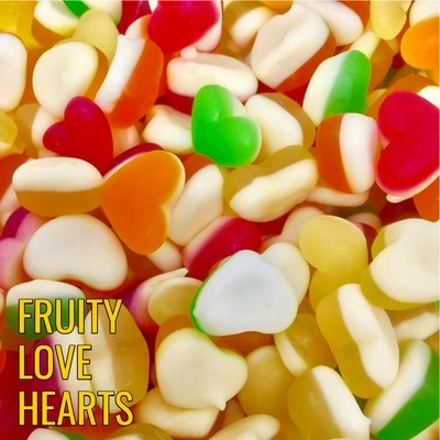 Fruity Love Hearts