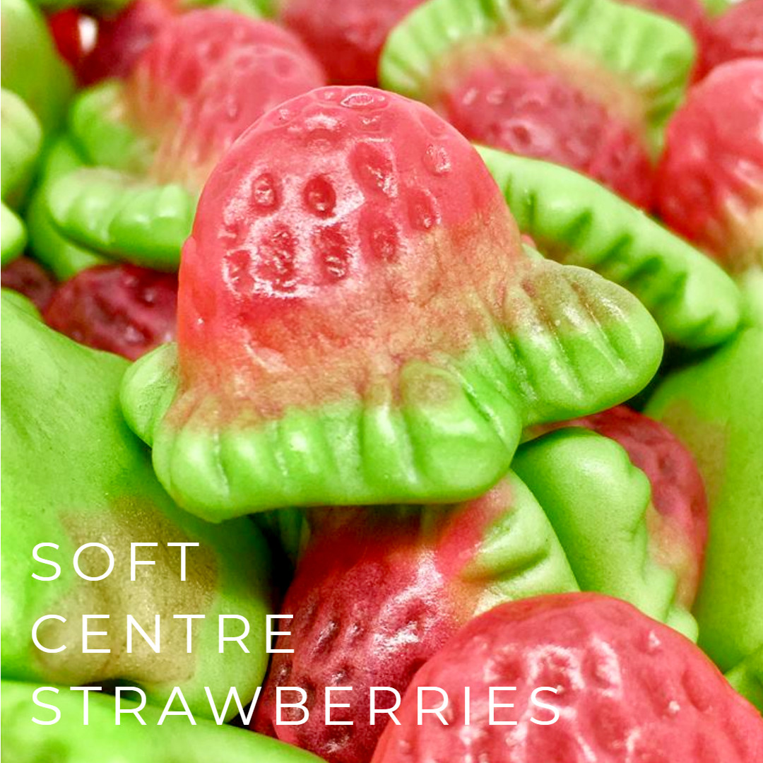 Soft Centre Strawberries
