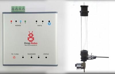 DropRobo Plus (with ONE Solenoid)