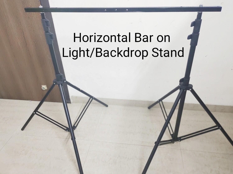Horizontal Bar for Light Stand