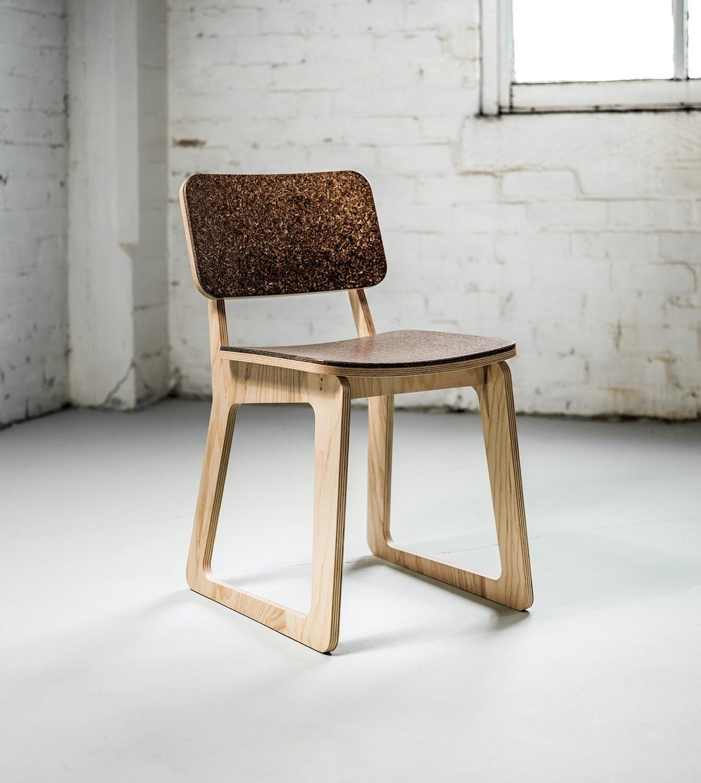 The Fueilleté Chair