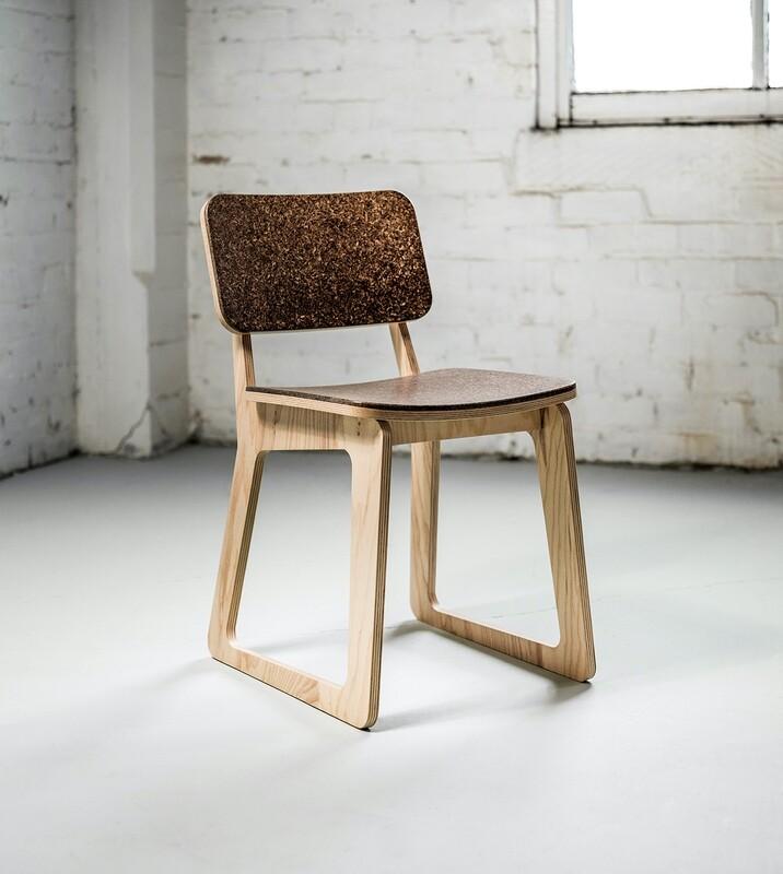 The Feuilleté Chair