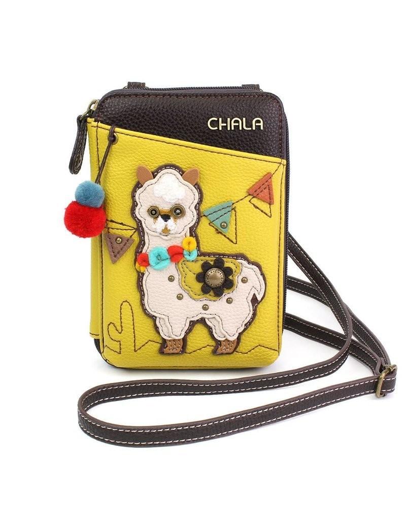 Alpaca Cross-Body Wallet