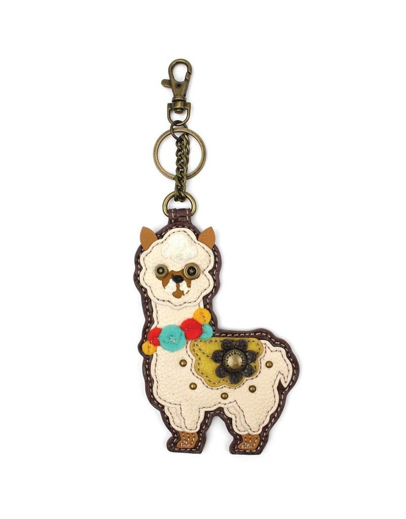 Alpaca Key Chain