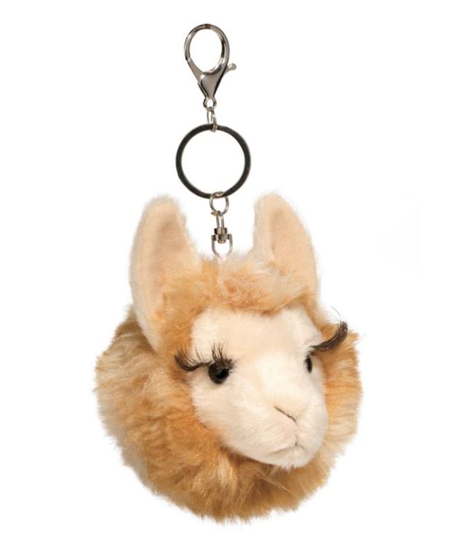 Llama Keychain