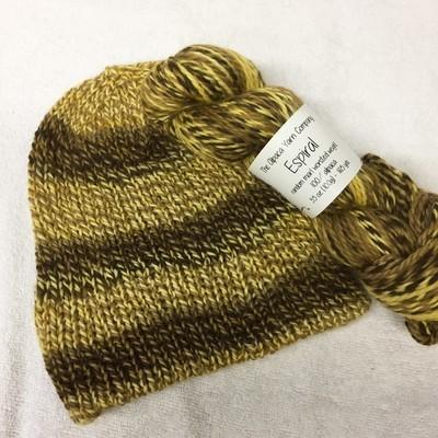 Espiral Alpaca Yarn - Butterscotch