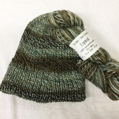 Espiral Alpaca Yarn - Mint Chip