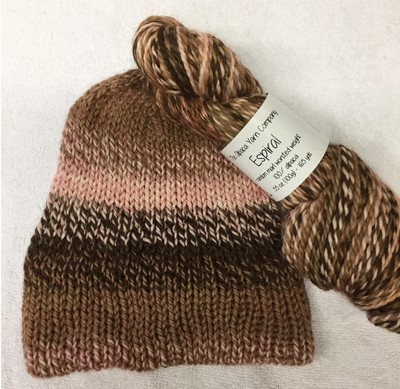 Espiral Alpaca Yarn - Peach Melba